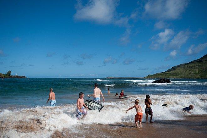 Kalapaki Beach/Oyster