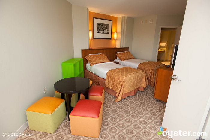 The Kids Suite at The Hard Rock