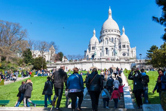 Basilica du Sacre-Coeur, Paris/Oyster