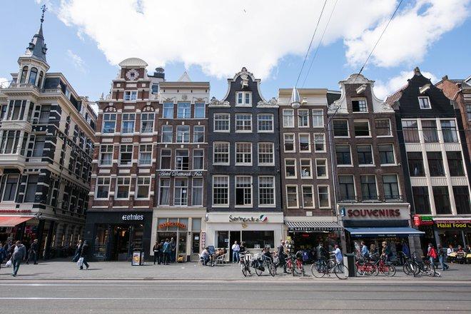 Amsterdam/Oyster