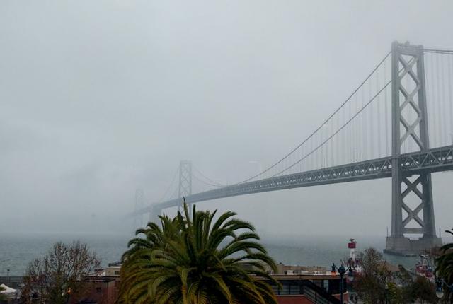 Bay Bridge, San Francisco/Michelle Wu Cunningham