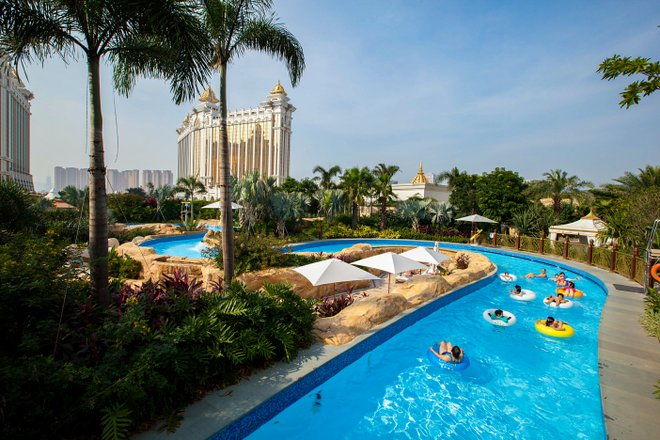 Waterpark at The Ritz-Carlton Macau/Oyster