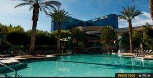MGM Grand's Academy Pool...