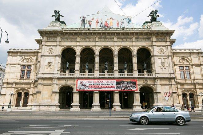 Ópera Estatal de Viena, Viena / Oyster