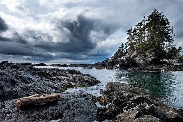 Botany Bay en Columbia Británica. Tom Collins / Flickr.
