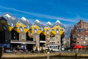citizenM Rotterdam/Oyster