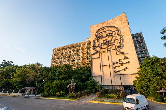 Plaza de la Revolucion, Havana/Oyster
