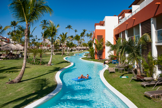 The Pool at the Breathless Punta Cana Resort & Spa/Oyster