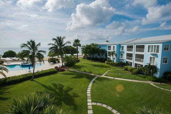 The Two Bedroom Oceanfront at The Grandview Condos Cayman Islands/Oyster