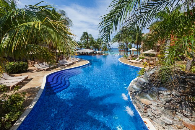 The Pool at the Infinity Bay Spa and Beach Resort/Oyster