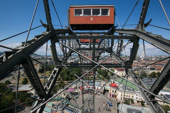 Viennese Giant Ferris Wheel/Oyster