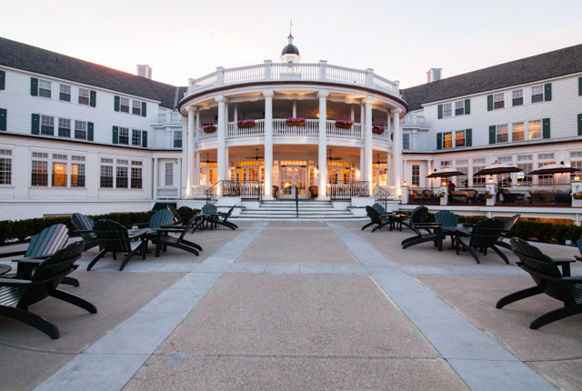 Grounds at The Sagamore Resort/Oyster