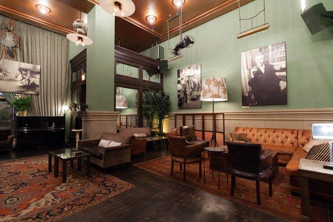Soho Grand Hotel / Oyster