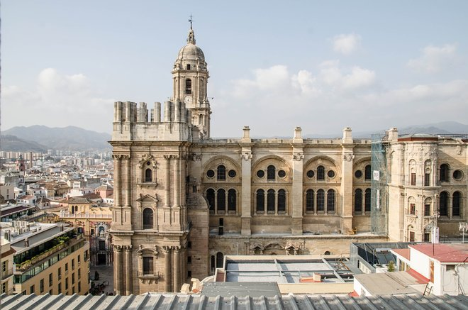 Hôtel AC Malaga Palacio by Marriott / Oyster