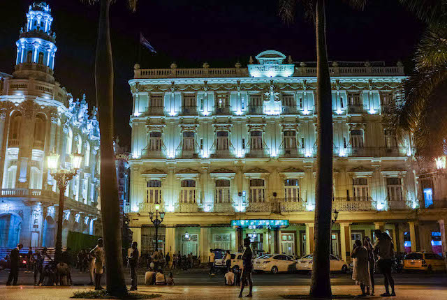 La Havane, Cuba / Oyster