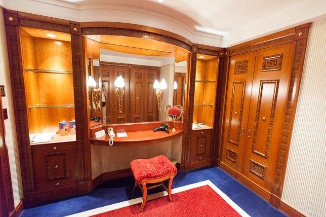 La suite Deluxe de dos habitaciones en el Burj Al Arab / Oyster