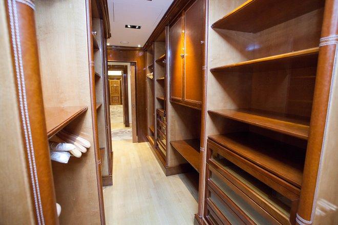 La Suite Imperial en el Hotel Principe Di Savoia / Oyster