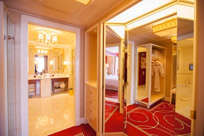 The Encore Grand Salon Suite no Wynn Macau / Oyster