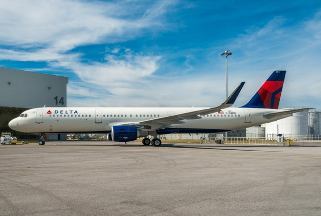 Photo courtesy of Delta Air Lines