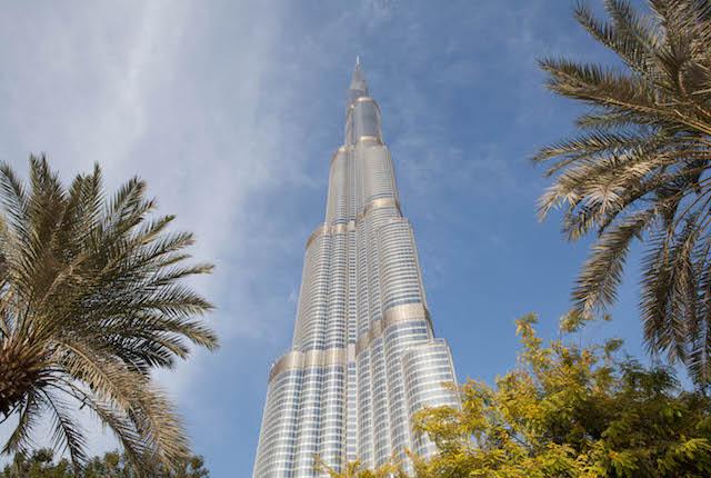 Centro de Dubai / Oyster