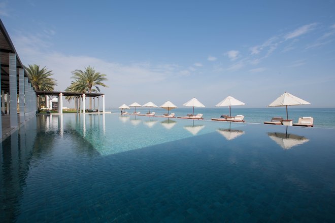 The Chedi Muscat, Oman/Oyster