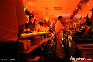 Rose Bar at Delano Hotel