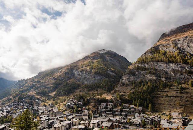 Chalet Hotel Schoenegg, Zermatt/Oyster