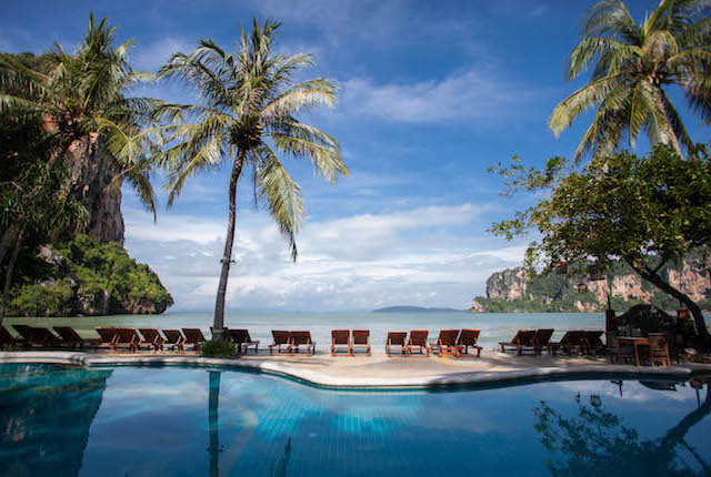 Railay Bay Resort & Spa, Krabi Province, Thailand /Oyster