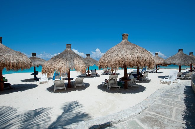 El Cozumeleno Beach Resort, Cozumel, Quintana Roo / Oyster