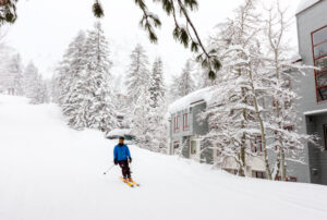 Squaw Valley, Lake Tahoe, California/Oyster
