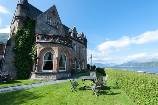 Ballachulish Hotel, Scottish Highlands/Oyster