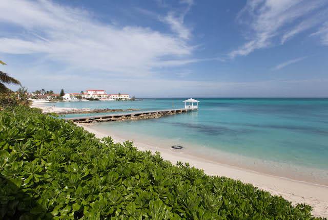 Sandyport Beach Resort, Bahamas/Oyster