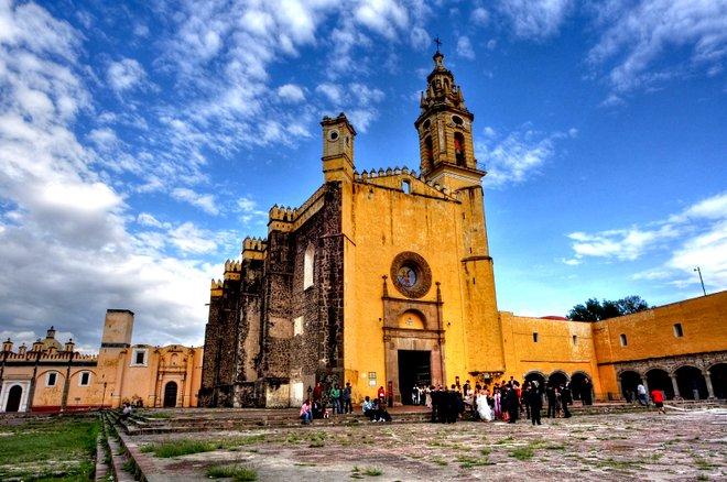 Convento de San Gabriel en carmaglover / Flickr