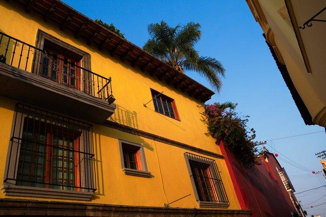 Calle Cuernavaca por wnhsl / Flickr