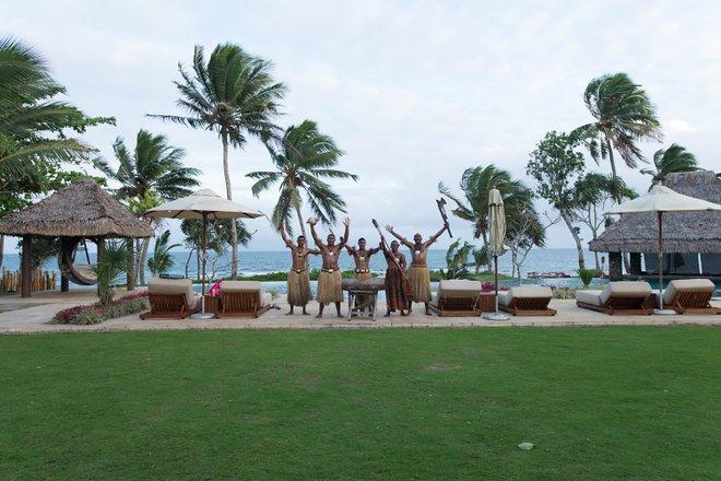 Nanuku Auberge Resort / Oyster