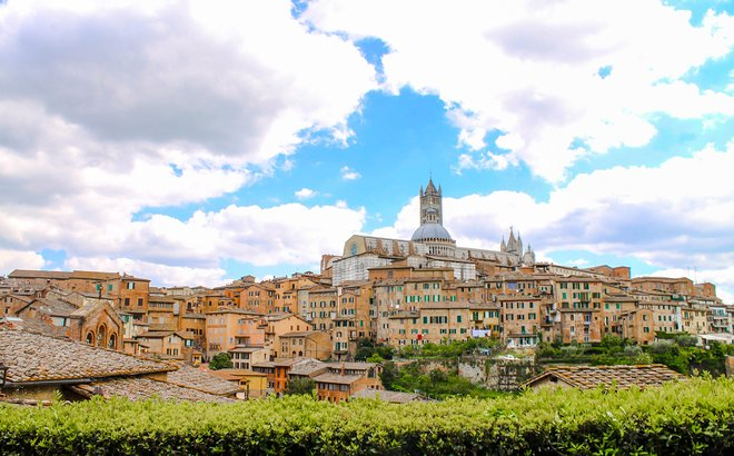 View of Siena. paulmaraj/Flickr