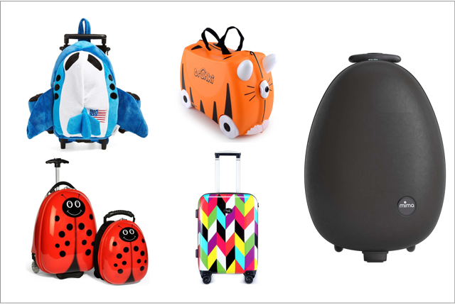 3bd5c03896ea Best Luggage for Kids | Oyster.com