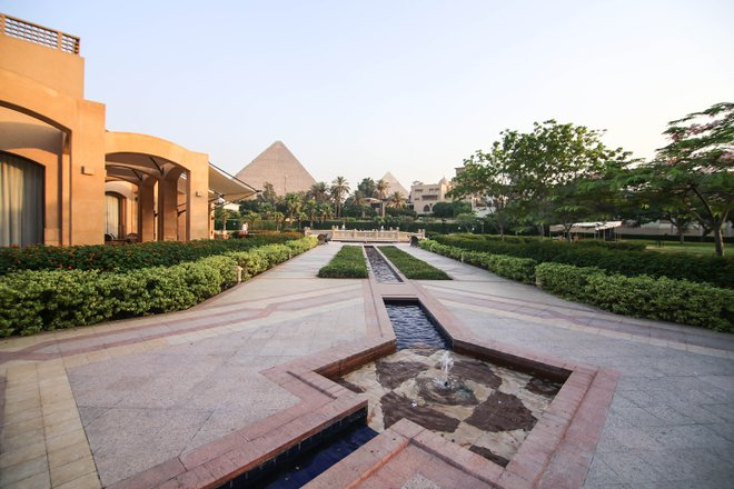 The Mena House Hotel, Giza / Oyster