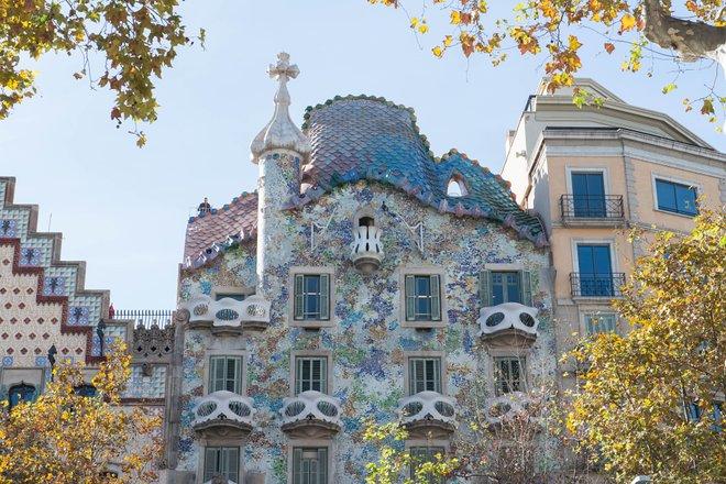 Casa Batlló / Oyster