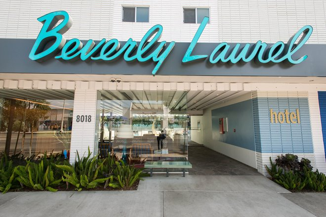 Beverly Laurel Motor Hotel/Oyster