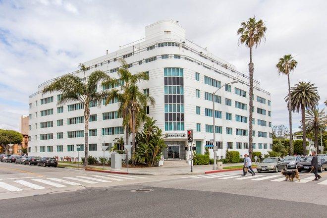 Hôtel Shangri-La Santa Monica / Oyster