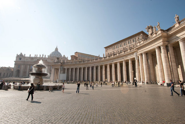 Vatican City, Rome/Oyster