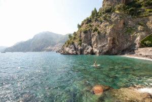 Beach at the Il San Pietro di Positano, Amalfi Coast/Oyster