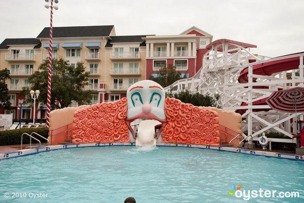 Disney Boardwalk Villas, Orlando