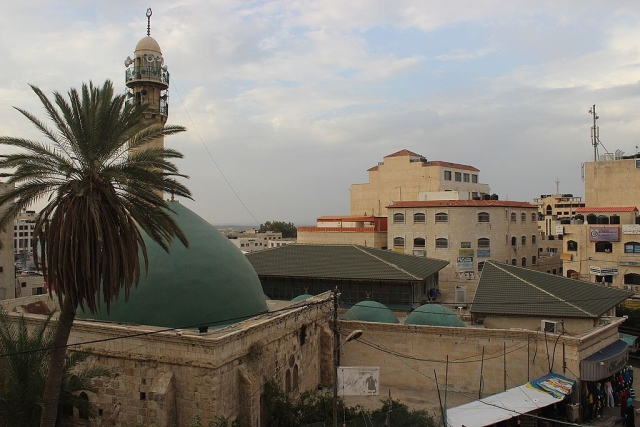 Moataz Egbaria/Wikimedia Commons