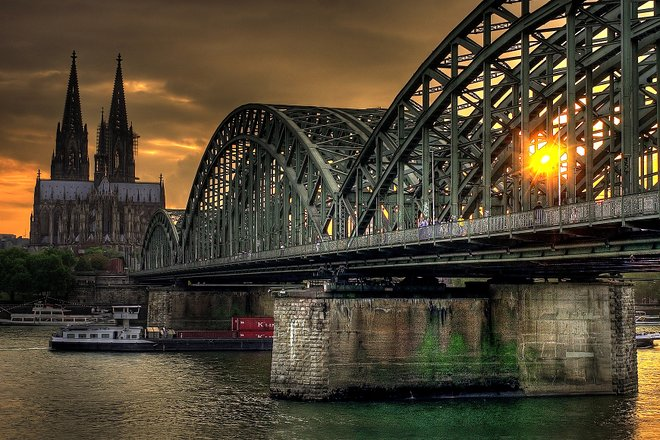 Cologne, Germany; Thomas Depenbusch/Flickr