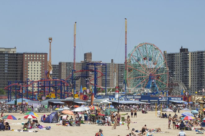 Coney Island; ElTico68/Flickr