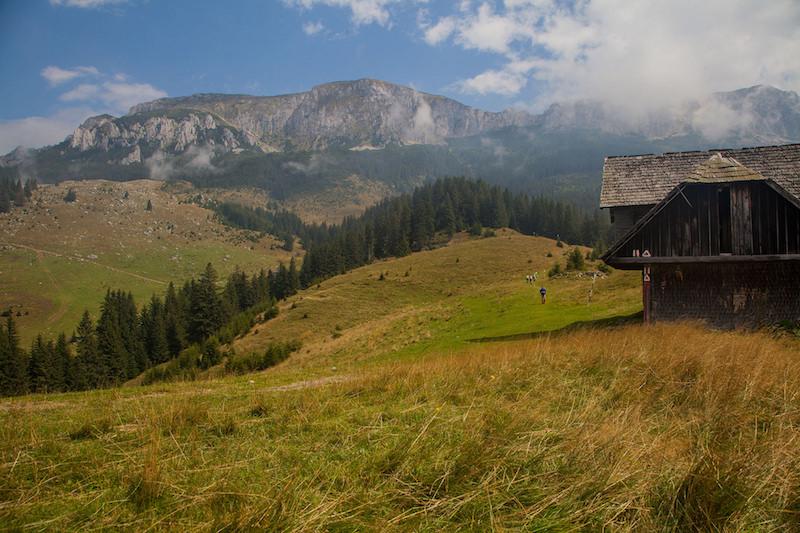 Carpathian Mountains; Cinty Ionescu/Flickr