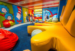 Dr. Seuss Bookville on Carnival Vista/Oyster
