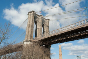Brooklyn Bridge/Oyster